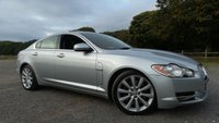 2009 JAGUAR XF 3.0 V6 LUXURY 4d AUTO 240 BHP £8250.00