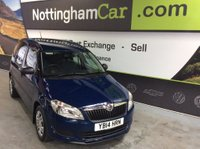 USED 2014 14 SKODA ROOMSTER 1.2 TSI S DSG 5dr *SUPERB EXAMPLE THROUGHOUT*