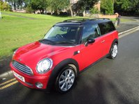 USED 2010 10 MINI CLUBMAN 1.6 COOPER 5d 122 BHP FULL SERVICE HISTORY - 2 OWNERS FROM NEW - 86,000 GUARANTEED MILES - IMMACULATE CONDITION