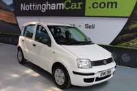 USED 2010 10 FIAT PANDA 1.1 Eco Active ECO 5dr LOW RATE FINANCE AVAILABLE