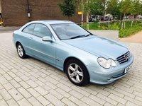 USED 2003 R MERCEDES-BENZ CLK 1.8 CLK200 KOMPRESSOR AVANTGARDE 2d AUTO 163 BHP