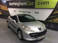 USED 2009 59 PEUGEOT 207 1.6 2dr FINANCE AVAILABLE FULL LEATHER