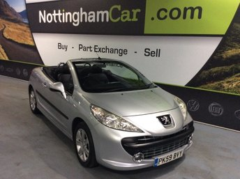 View our PEUGEOT 207