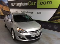 USED 2014 14 VAUXHALL ASTRA 2.0 CDTi ecoFLEX 16v Elite 5dr (start/stop) LOW RATE FINANCE AVAILABLE