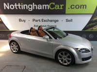 USED 2007 57 AUDI TT 2.0 TFSI T Roadster S Tronic 2dr LOW RATE FINANCE AVAILABLE