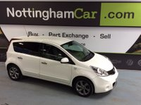 USED 2011 60 NISSAN NOTE 1.5 dCi N-TEC 5dr E5 FINANCE AVAILABLE - LOW TAX