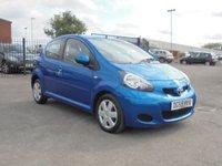 2009 TOYOTA AYGO 1.0 BLUE VVT-I 5d 67 BHP £2995.00