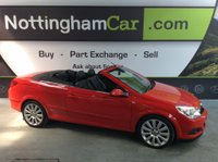 USED 2008 08 VAUXHALL ASTRA 1.8 i Exclusiv Black Twin Top 2dr FINANCE AVAILABLE LOW MILEAGE