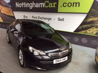 USED 2014 14 VAUXHALL ASTRA 1.7 CDTi ecoFLEX Sport 3dr (start/stop) **JUST BEEN SERVICED**