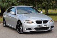 2008 BMW 3 SERIES 2.0 320D M SPORT 2d AUTO 175 BHP £7980.00