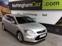 USED 2014 14 FORD MONDEO 2.0 TDCi ECO Titanium X Business 5dr FULL SERVICE HISTORY, NAV