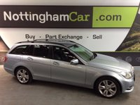 2012 MERCEDES-BENZ C CLASS 2.1 C220 CDI SE (Executive) 5dr £7291.00