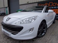 USED 2011 PEUGEOT RCZ 1.6 THP GT 2d 156 BHP Superb Condition, Full Leather, No Deposit, No Fee Finance, No Final Payment