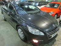 USED 2011 11 PEUGEOT 508 1.6 e-HDi Access EGC 4dr **REDUCED TO CLEAR**