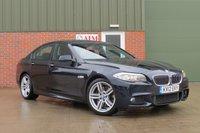 2012 BMW 5 SERIES 2.0 525D M SPORT 4d 215 BHP £13500.00