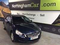 USED 2013 13 VOLVO V60 2.0 D3 ES 5dr (start/stop) *ONE FOR THE FAMILY*