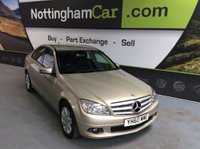2010 MERCEDES-BENZ C CLASS 2.1 C220 CDI BlueEFFICIENCY SE (Executive) 4dr (start/stop) £6491.00