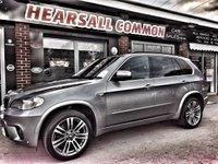 USED 2012 62 BMW X5 3.0 XDRIVE30D M SPORT 5d AUTO 241 BHP