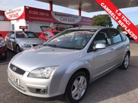2007 FORD FOCUS 1.6 STYLE TDCI 5d 107 BHP £1695.00