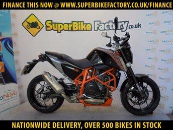 2013 13 KTM DUKE  £4491.00