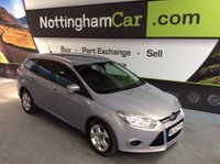 2013 FORD FOCUS 1.6 TDCi ECOnetic Edge 5dr £5995.00