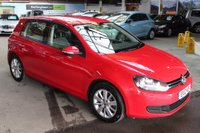 2012 VOLKSWAGEN GOLF 1.6 TDI BlueMotion Tech Match CC Ltd Edn DSG 5dr £5991.00