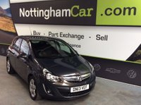 USED 2013 13 VAUXHALL CORSA 1.4 i 16v SXi 5dr *GREAT LOW MILEAGE EXAMPLE*