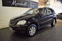USED 2006 56 MERCEDES-BENZ M CLASS 3.0 ML280 CDI SE 5d AUTO 188 BHP