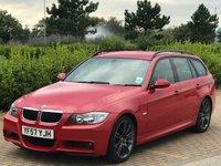 2007 BMW 3 SERIES 2.0 320I M SPORT 5d AUTO 148 BHP £4995.00