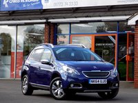 USED 2014 64 PEUGEOT 2008 1.2 ALLURE 5dr AUTO  *ONLY 9.9% APR with FREE Servicing*