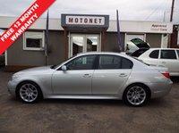 2006 BMW 5 SERIES 2.5 525D M SPORT 4DR AUTOMATIC DIESEL 175 BHP £6444.00