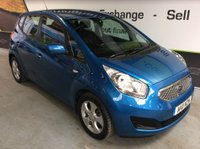 USED 2011 11 KIA VENGA 1.4 2 5dr FINANCIAL AVAILABLE