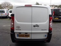 USED 2016 65 TOYOTA PROACE 2.0 L2H1 HDI 1200 P/V 1d 127 BHP