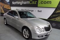 USED 2007 57 MERCEDES-BENZ E CLASS 3.0 E320 CDI Avantgarde 7G-Tronic 4dr GREAT EXAMPLE, LONG MOT