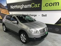 USED 2009 55 NISSAN QASHQAI 1.5 dCi Acenta 2WD 5dr *SUPERB EXAMPLE THROUGHOUT*