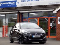 USED 2015 15 CITROEN DS3 1.6 BLUEHDi DSPORT 3dr 120 BHP *ONLY 9.9% APR with FREE Servicing*