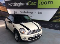 2011 MINI HATCH COOPER 1.6 Cooper Avenue 3dr £5491.00