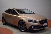 2014 VOLVO V40 1.6 D2 CROSS COUNTRY LUX 5d 113 BHP £10940.00