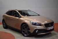 2014 VOLVO V40 1.6 D2 CROSS COUNTRY LUX 5 Door Hatchback 113 BHP £10940.00
