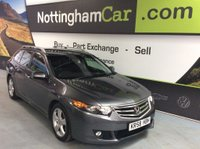 2008 HONDA ACCORD 2.2 i DTEC EX Tourer 5dr £4995.00