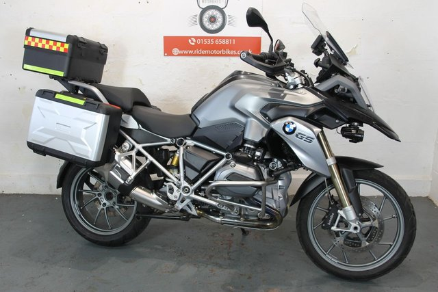 2014 14 BMW R1200GS TE Edition