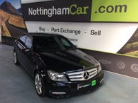 2012 MERCEDES-BENZ C CLASS 3.0 C350 CDI BlueEFFICIENCY Sport 7G-Tronic 4dr £12995.00