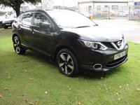 USED 2016 66 NISSAN QASHQAI 1.5 DCI TEKNA 5d 108 BHP ANY PART EXCHANGE WELCOME, COUNTRY WIDE DELIVERY ARRANGED, HUGE SPEC