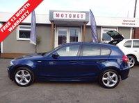 2010 BMW 1 SERIES 2.0 118D SPORT 5DR HATCHBACK DIESEL 141 BHP £5740.00