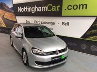 2012 VOLKSWAGEN GOLF 1.6 TDI BlueMotion Tech 5dr £5395.00