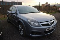 USED 2007 57 VAUXHALL VECTRA 1.9 SRI CDTI 16V 5d 151 BHP CLEARANCE AS IS . NOT AVAILABLE ON FINANCE.