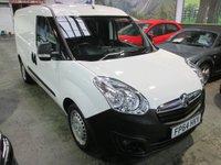 2014 VAUXHALL COMBO 1.6 CDTi 2300 Panel Van 3dr (start/stop) £6491.00