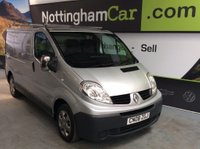 USED 2008 08 RENAULT TRAFIC 2.0 TD dCi SL27 Panel Van 4dr *SUPERB EXAMPLE THROUGHOUT*