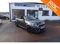 2014 MINI ROADSTER 2.0 COOPER SD 2d AUTO 141 BHP £12995.00