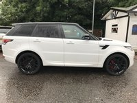 USED 2016 16 LAND ROVER RANGE ROVER SPORT 3.0 SDV6 HSE DYNAMIC 5d AUTO 306 BHP